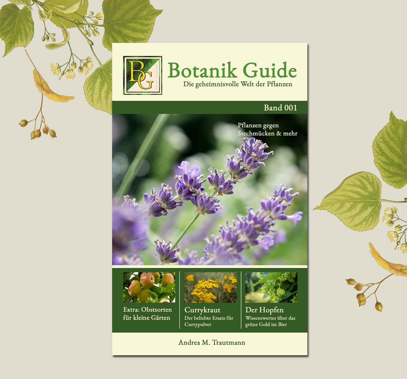 """Die """"Botanik Guide""""-Buchreihe startet! – Mit noch mehr Wissenswertem aus der Pflanzenwelt"""