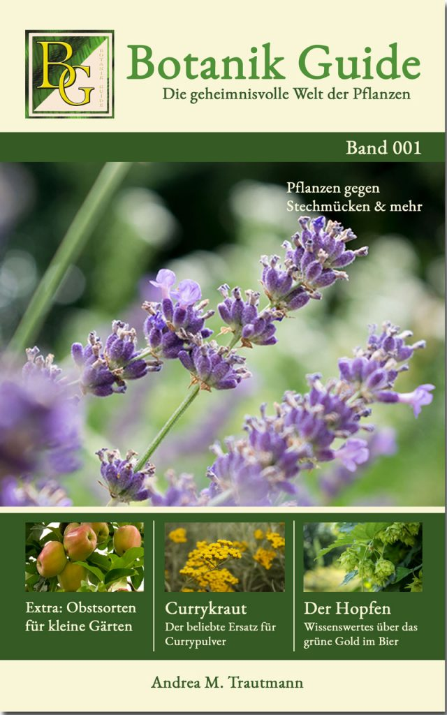 Botanik Guide Band 1 Cover