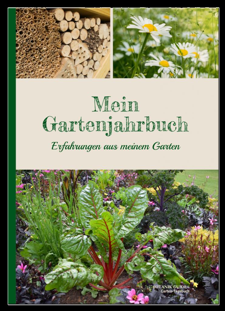 Botanik Guide Garten-Tagebuch